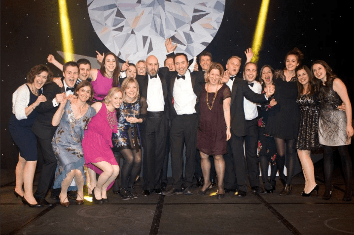 MRS Awards 2016 – Best Agency Sponsor