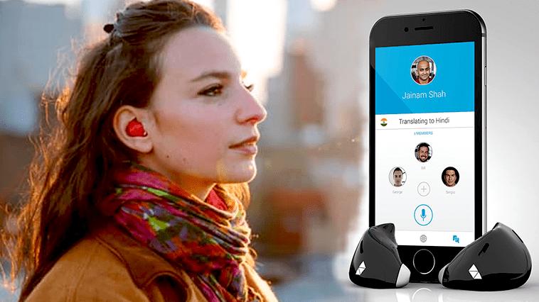 Real time translation gadgets